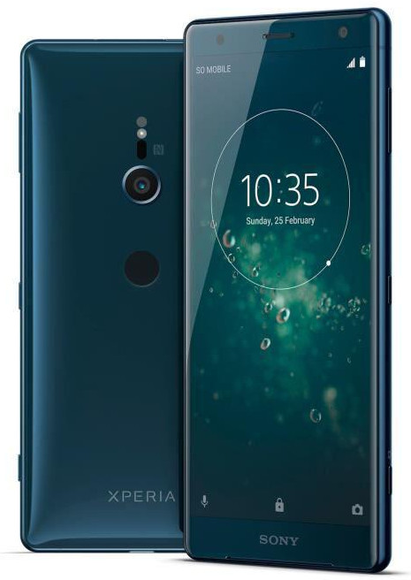 Smartphone Sony Xperia XZ2 - The ultimate 2020 Review - Best price in UAE - Darahim.net