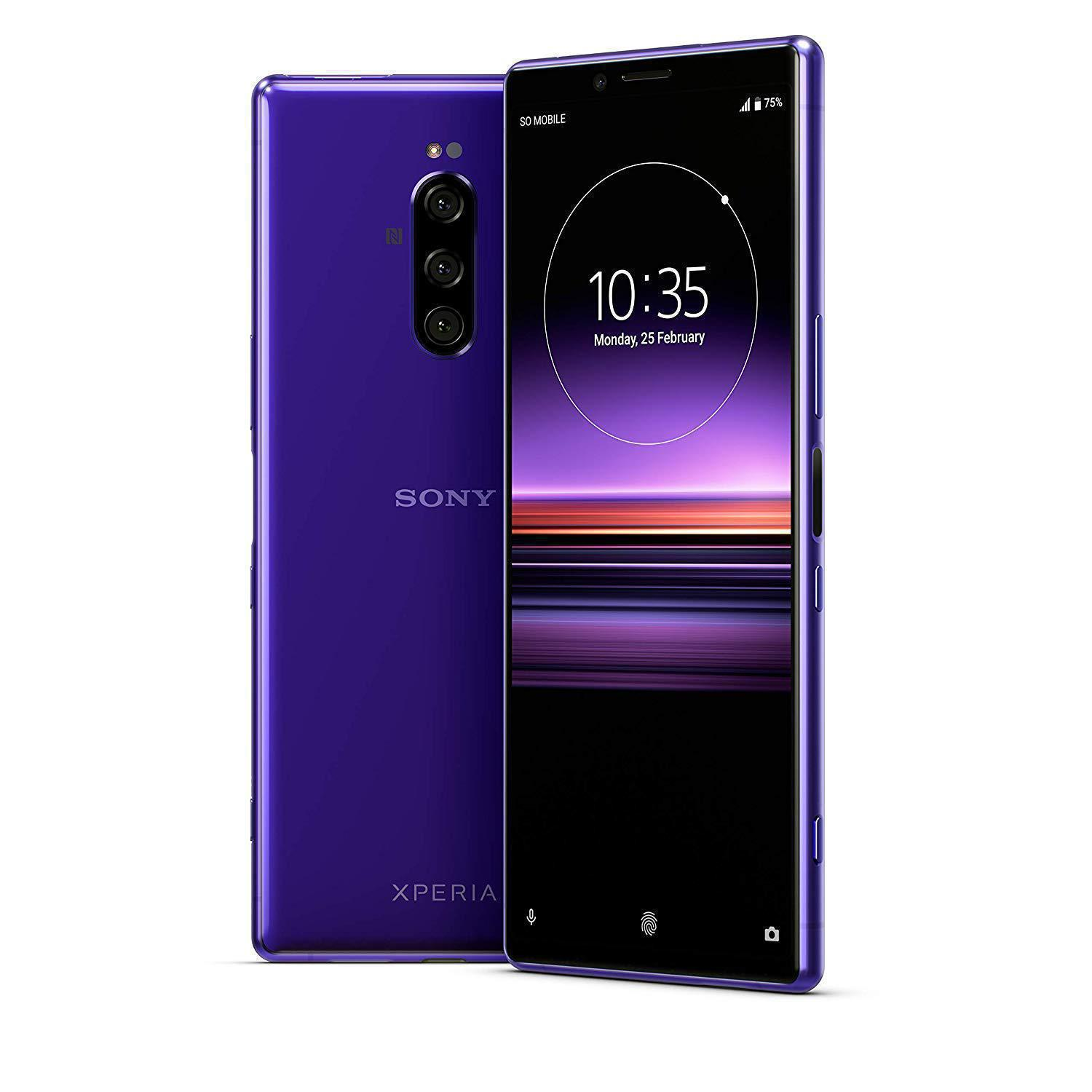 Smartphone Sony Xperia 1 - The ultimate 2020 Review - Best price in UAE - Darahim.net
