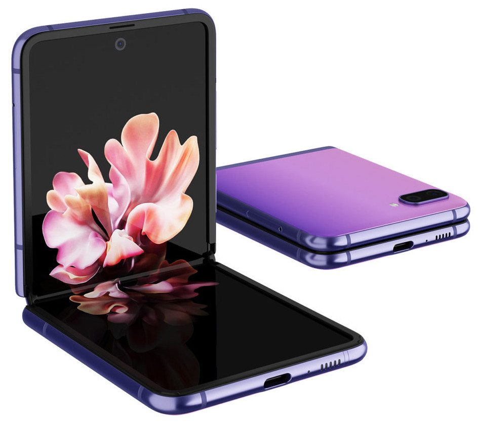 Smartphone Samsung Galaxy Z Flip - The ultimate 2020 Review - Best price in UAE - Darahim.net