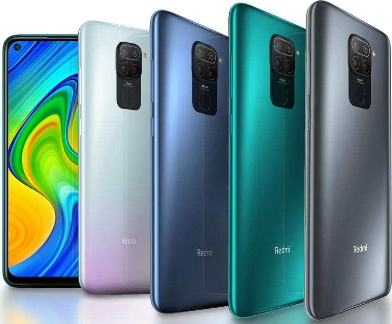 Smartphone Xiaomi REDMI NOTE 9 - The ultimate 2020 Review - Best price in UAE - Darahim.net