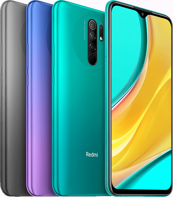Smartphone Xiaomi Redmi 9 64GB - The ultimate 2020 Review - Best price in UAE - Darahim.net