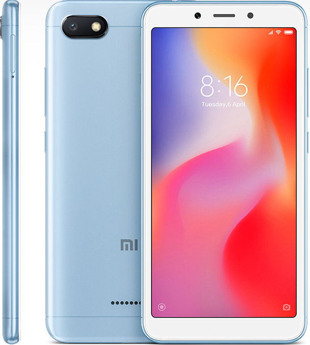 Smartphone Xiaomi Redmi 6A - The ultimate 2020 Review - Best price in UAE - Darahim.net