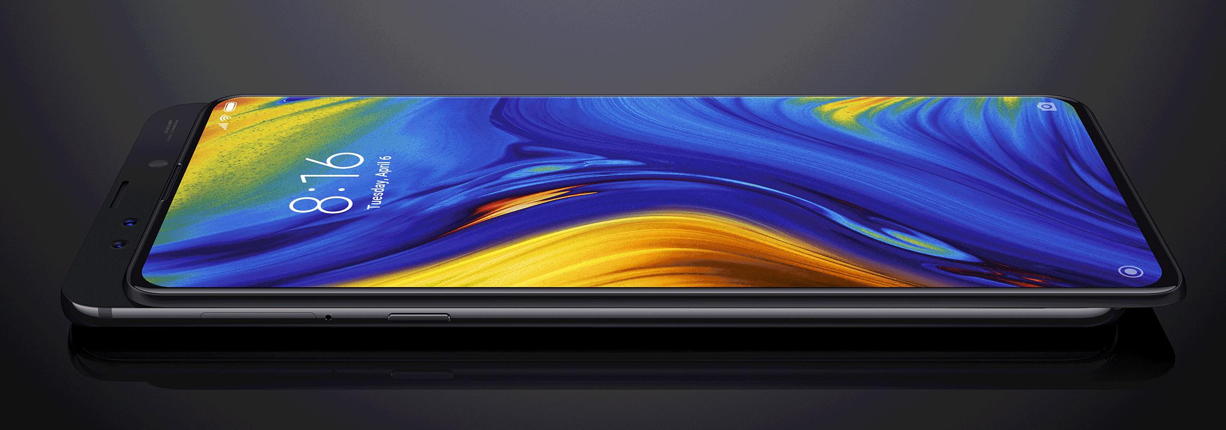 Smartphone Xiaomi Mi Mix 3 - The ultimate 2020 Review - Screen - Best price in UAE - Darahim.net