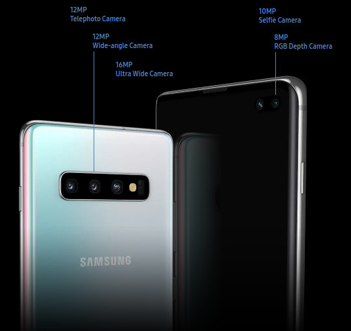 Smartphone Samsung Galaxy S10 Plus - The ultimate 2020 Review - Camera - Best price in UAE - Darahim.net