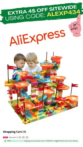 AliExpress discount promo coupon code voucher offer